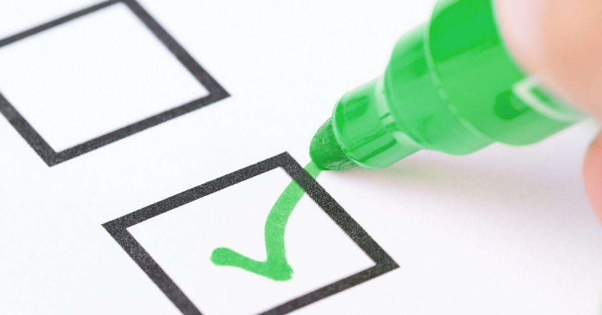 checklist inkomensregistratie