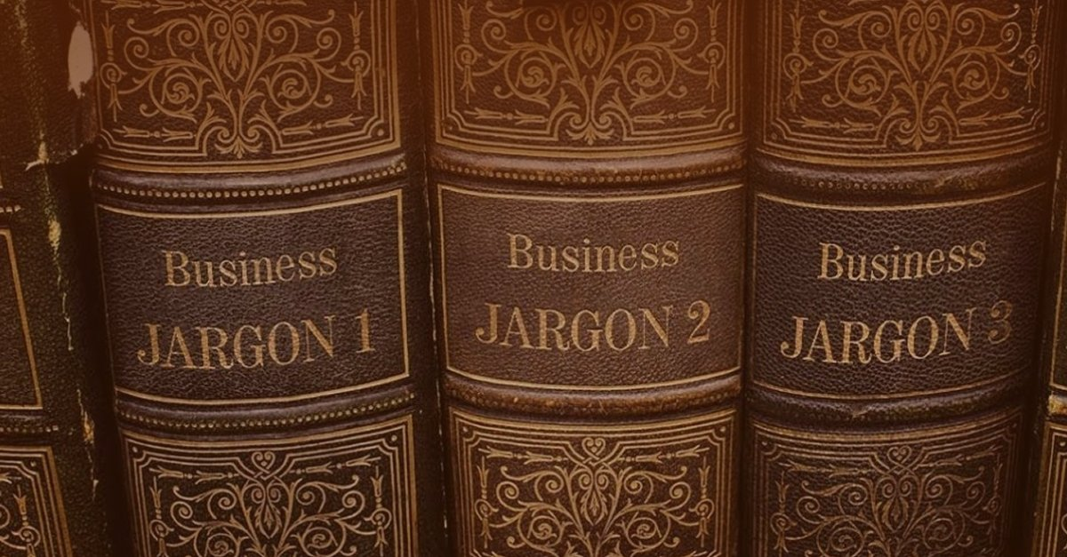 Inkomensregistratie en business jargon