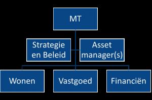 Figuur 2 Asset manager als adviseur