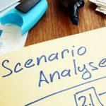 Scenario-analyses voor normenkader en begroting